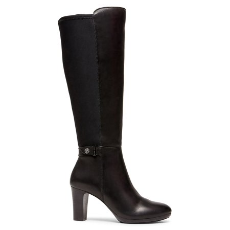 Silence Knee-High Leather Boots