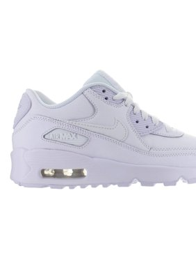 Product Image Nike 833412-100 Kid s Air Max 90 Leather Running Shoes 087b83bc80784