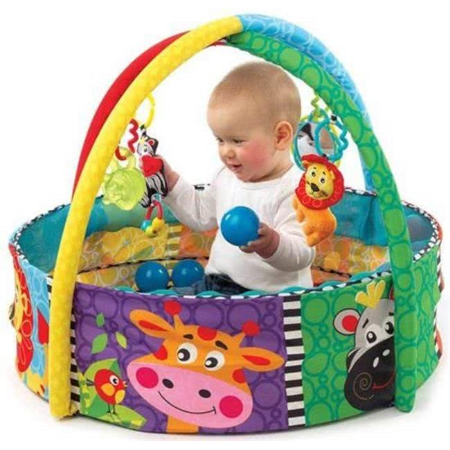 Playgro 0184007 Ball Playnest Activity Gym