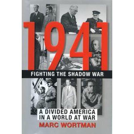 1941: Fighting the Shadow War - eBook
