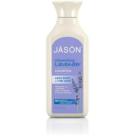 Jason Volumizing Shampoo, Lavender 16 oz (Pack of 2)