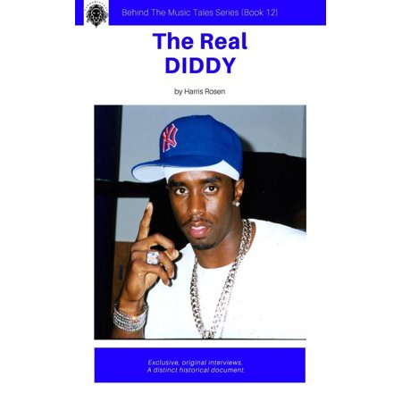 Behind the Music Tales: The Real Diddy (Paperback)
