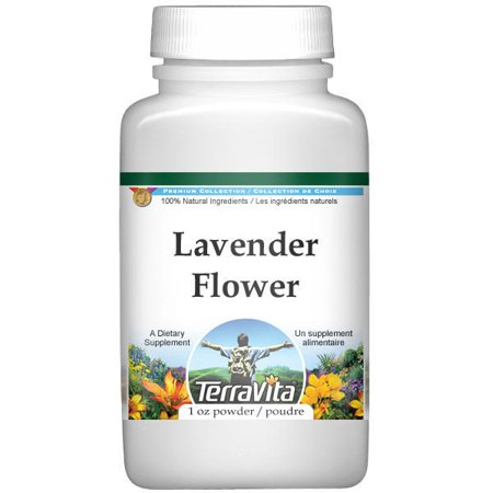 Lavender Flower Powder (1 oz, ZIN: 511866) - (Lavender Flower Powder)