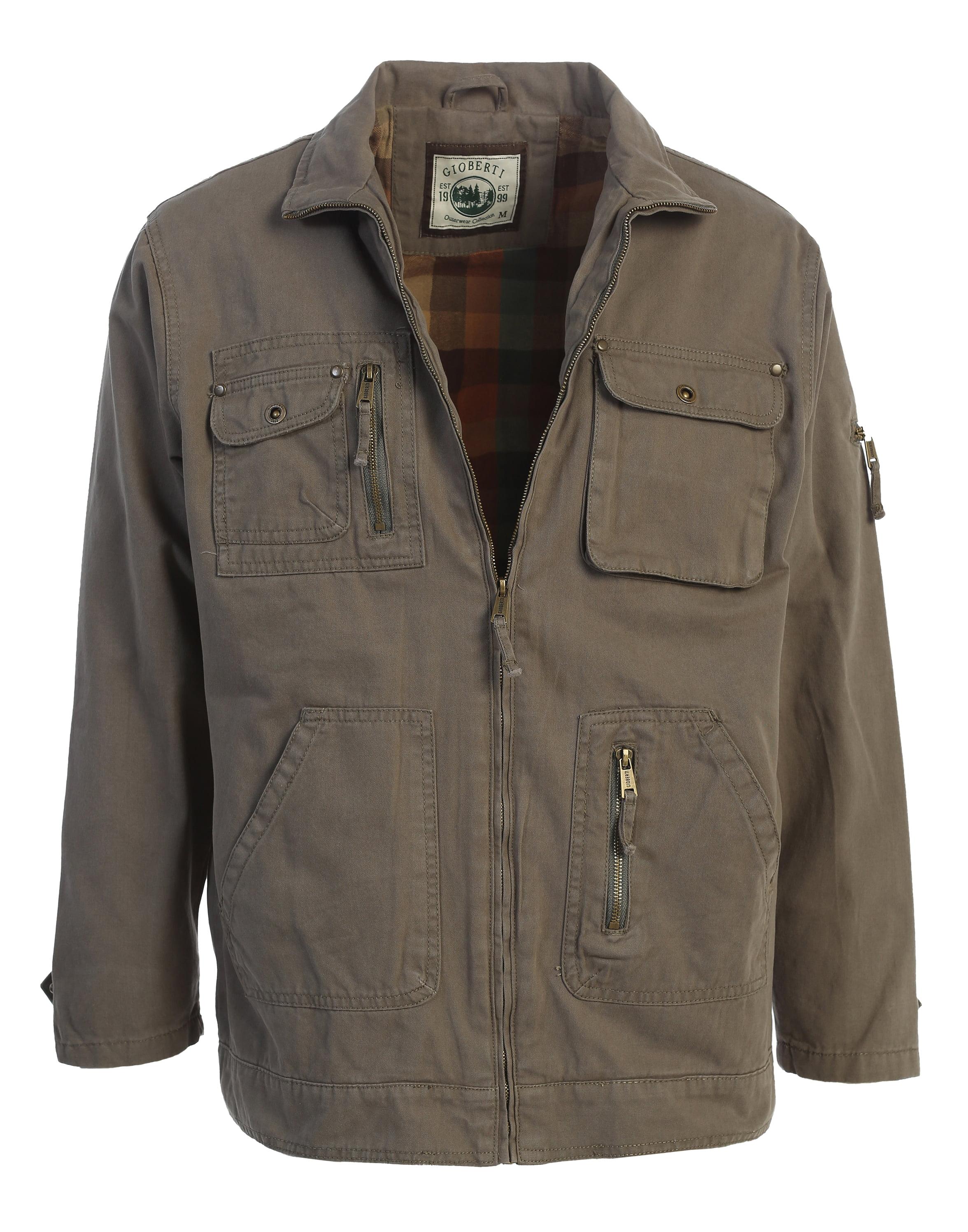 Qube Mens Multi-functional Jacket