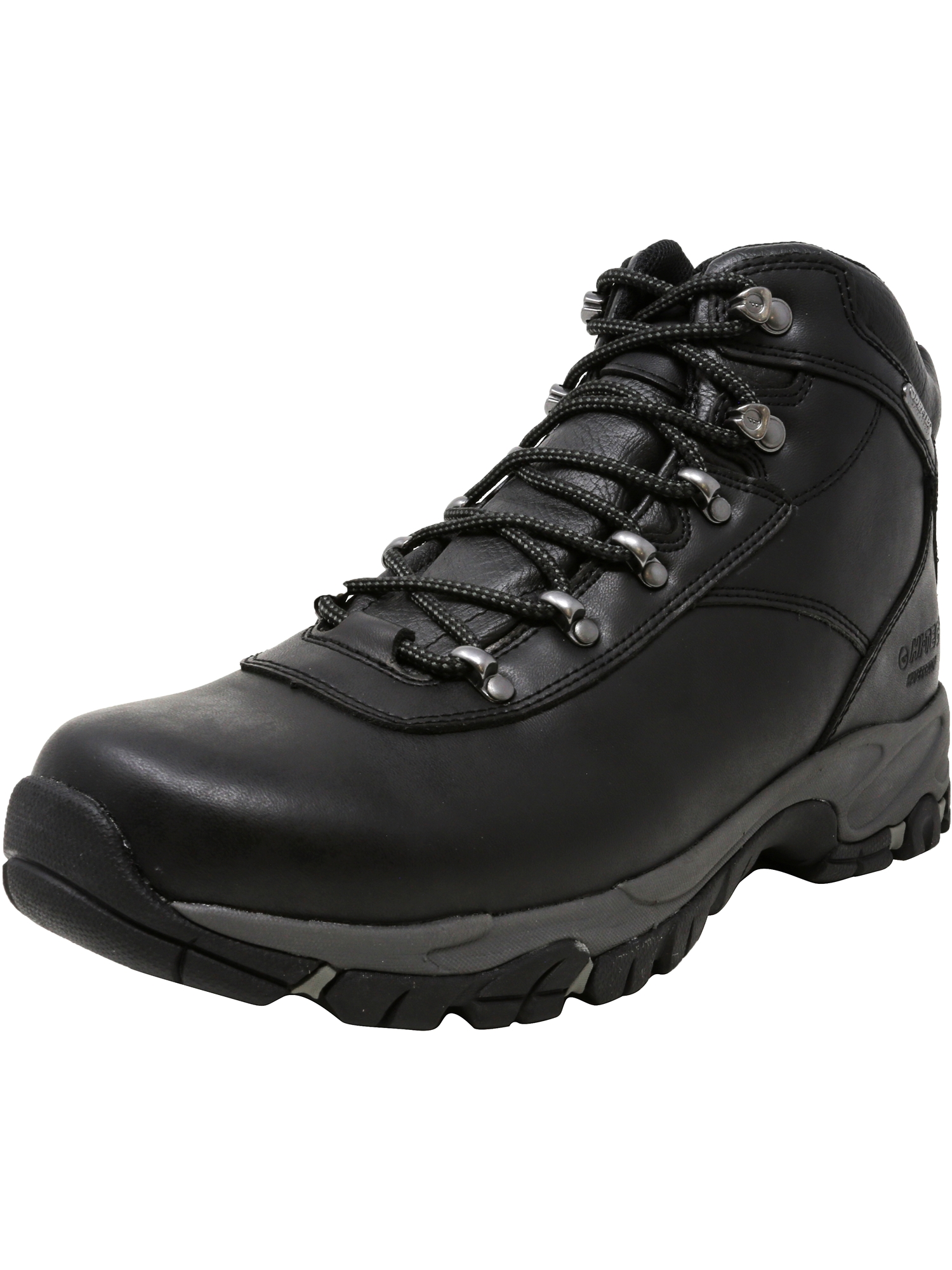 Hi-Tec Men's Altitude V I Waterproof Black   Charcoal High-Top Leather Hiking Boot 8.5W by Hi-Tec