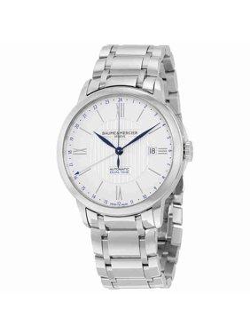 Baume & Mercier Baume et Mercier Classima Core Dual Time Automatic Mens Watch M0A10273