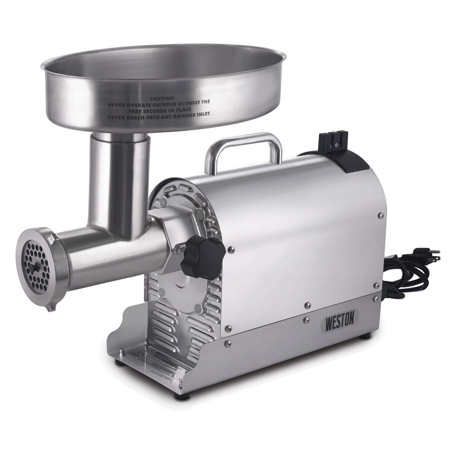 Weston Pro Series #12 Meat Grinder - 1 HP