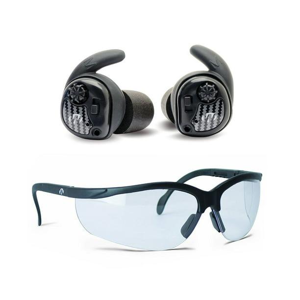 Walker's Silencer Shooting Protection Digital Ear Buds ...