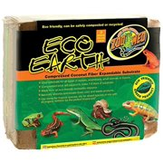 Zoo Med Eco Earth Compressed Coconut Fieber Expandable Substrate, 3 Ct