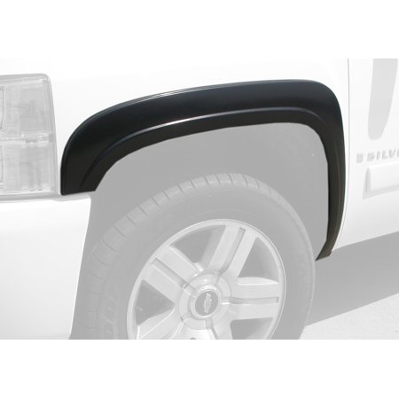 2007-2013 Chevrolet Silverado Factory / OE Style Fender Flares. Set of 4 (Standard Bed (6'6