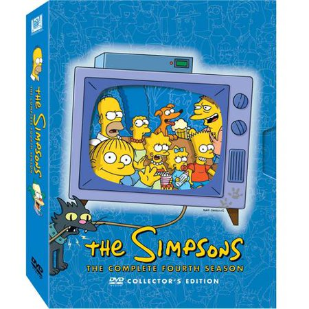 The Simpsons  The Complete Fourth Season