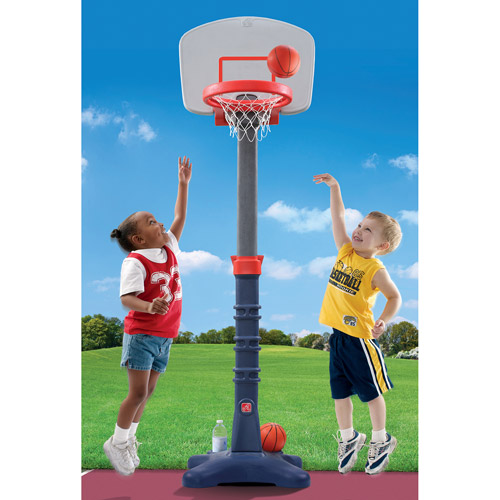 Step2 Shootin Hoops Pro Basketball Set by The Step2 Company