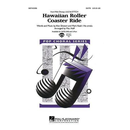 Hal Leonard Hawaiian Roller Coaster Ride (from Lilo and Stitch) ShowTrax CD Arranged by Mac (Pics Of Stitch From Lilo And Stitch)