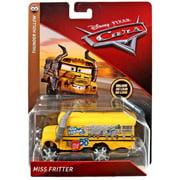 Disney Cars Thunder Hollow Miss Fritter Diecast Car