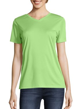 74740e214b Product Image Sport Women's Cool DRI Performance V-neck T-Shirt (50+ ...