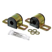 Energy Suspension Universal Black 3/4in / 19mm Non-Greaseable Sway Bar Bushings