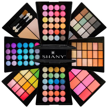 Two Face Cartoon Makeup (The SHANY Beauty Cliche - Makeup Palette - All-in-One Makeup Set with Eyeshadows, Face Powders, and)