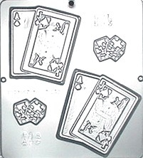 Casino cards dice candy chocolates little river casino resort manistee mi