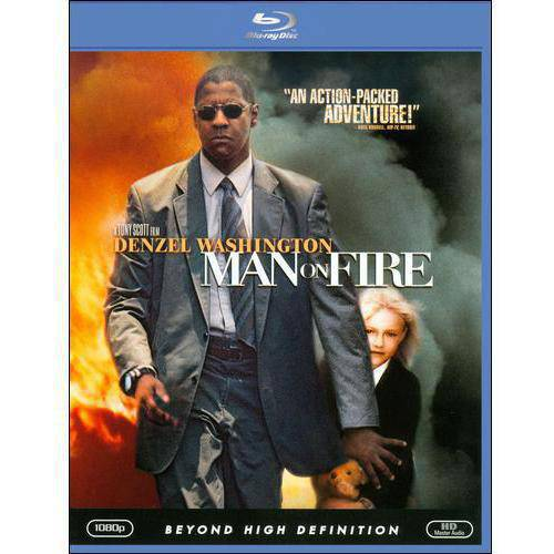 Man On Fire (Blu-ray) (Widescreen)