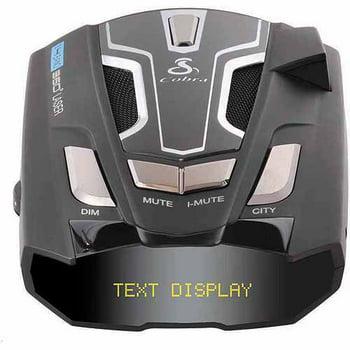 Cobra Select SPX 5500 Radar/laser Detector