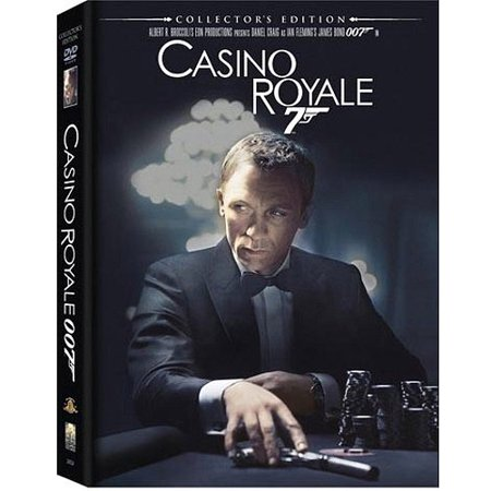 Casino Royale (Three-Disc Collector's Edition) [DVD]](Casino Royale Prom)