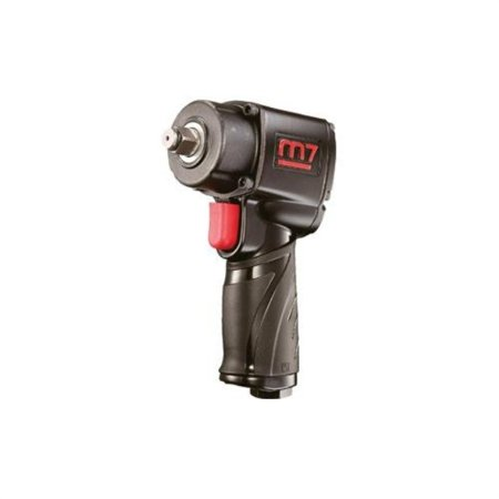 mighty seven nc-3611q mini impact wrench mighty seven offers a variety of quality air tools and accessories for industrial and automotive professionals. these tools and accessories are ergonomic, comfortable and lightweight but are durable enough to handle the toughest of jobs. from the popular impact wrenches to air saws, you will find the quality tools you need to get the job done.SKU:ADIB00G6KXUTG