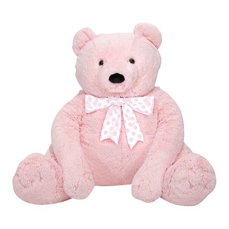 Tedy Bears (Children's Melissa & Doug Jumbo Pink Teddy Bear  30