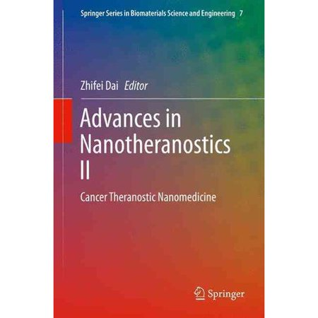 Advances In Nanotheranostics  Cancer Theranostic Nanomedicine