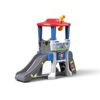 Step2 Paw Patrol Lookout Climber with Slide and Lookout Tower