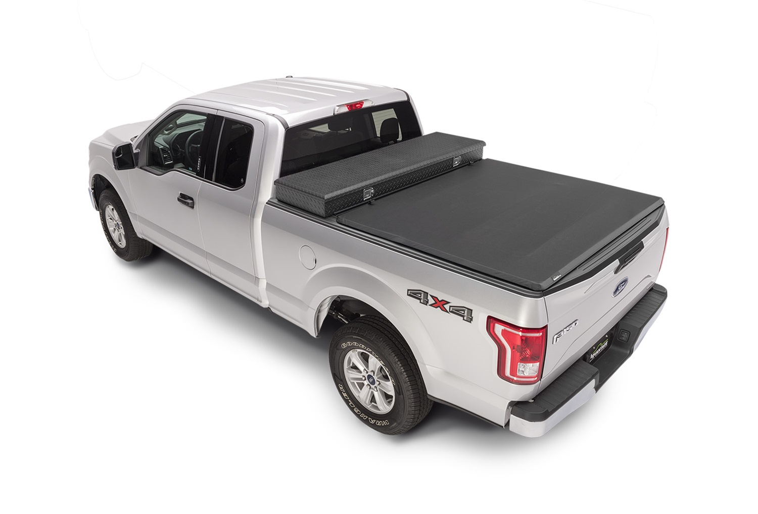 Advantage Truck Accessories 30112 Torza Toolbox Tonneau Cover by Advantage Truck Accessories