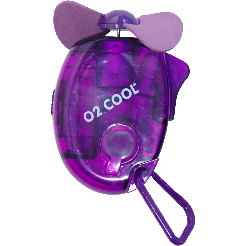 O2Cool Carabiner Misting Fan