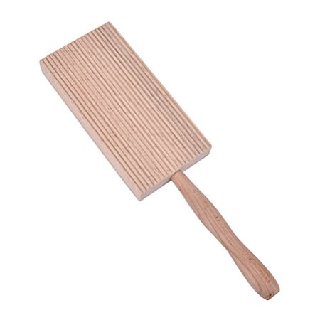 JUNKE Gnocchi Board, Wooden Gnocchi Paddle