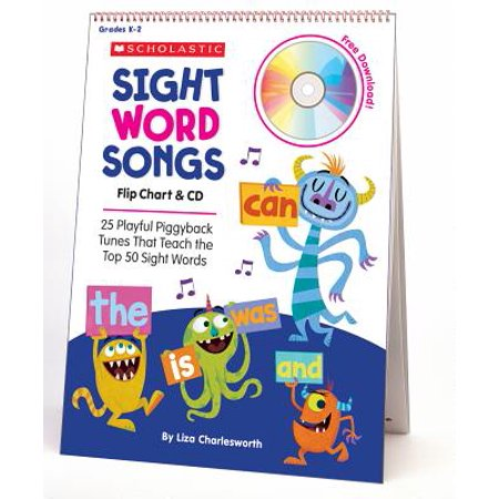 Sight Word Songs (Halloween Songs With Words)