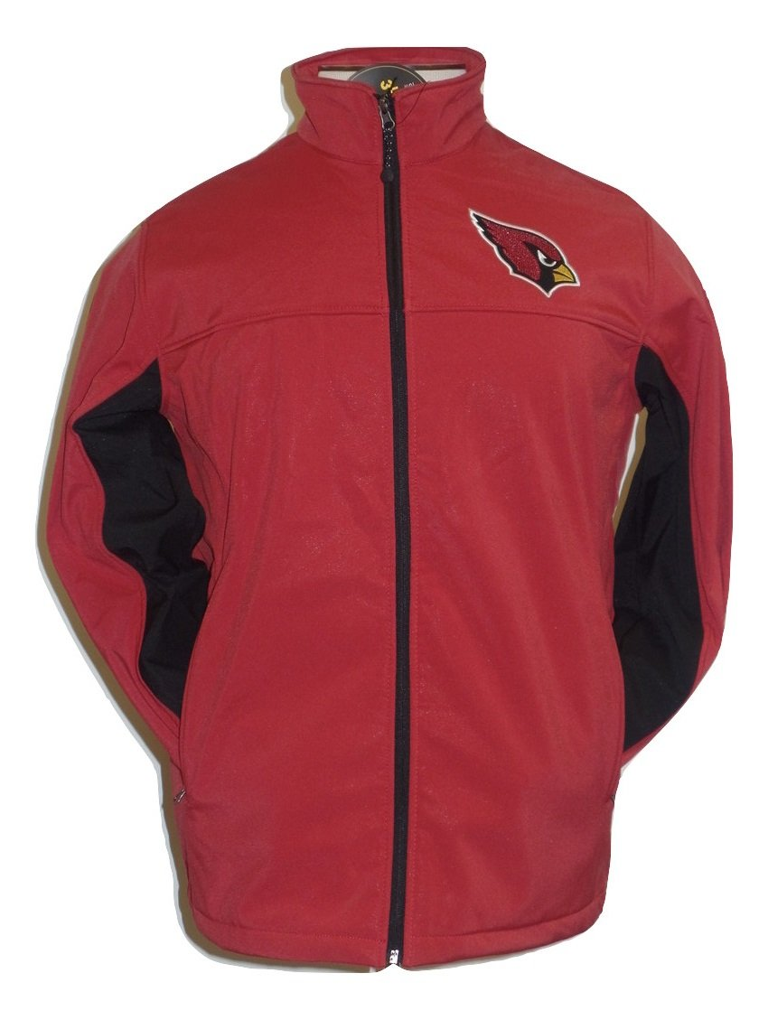 Arizona Cardinals Men's Team Color Soft Shell Jacket by G-III Sports