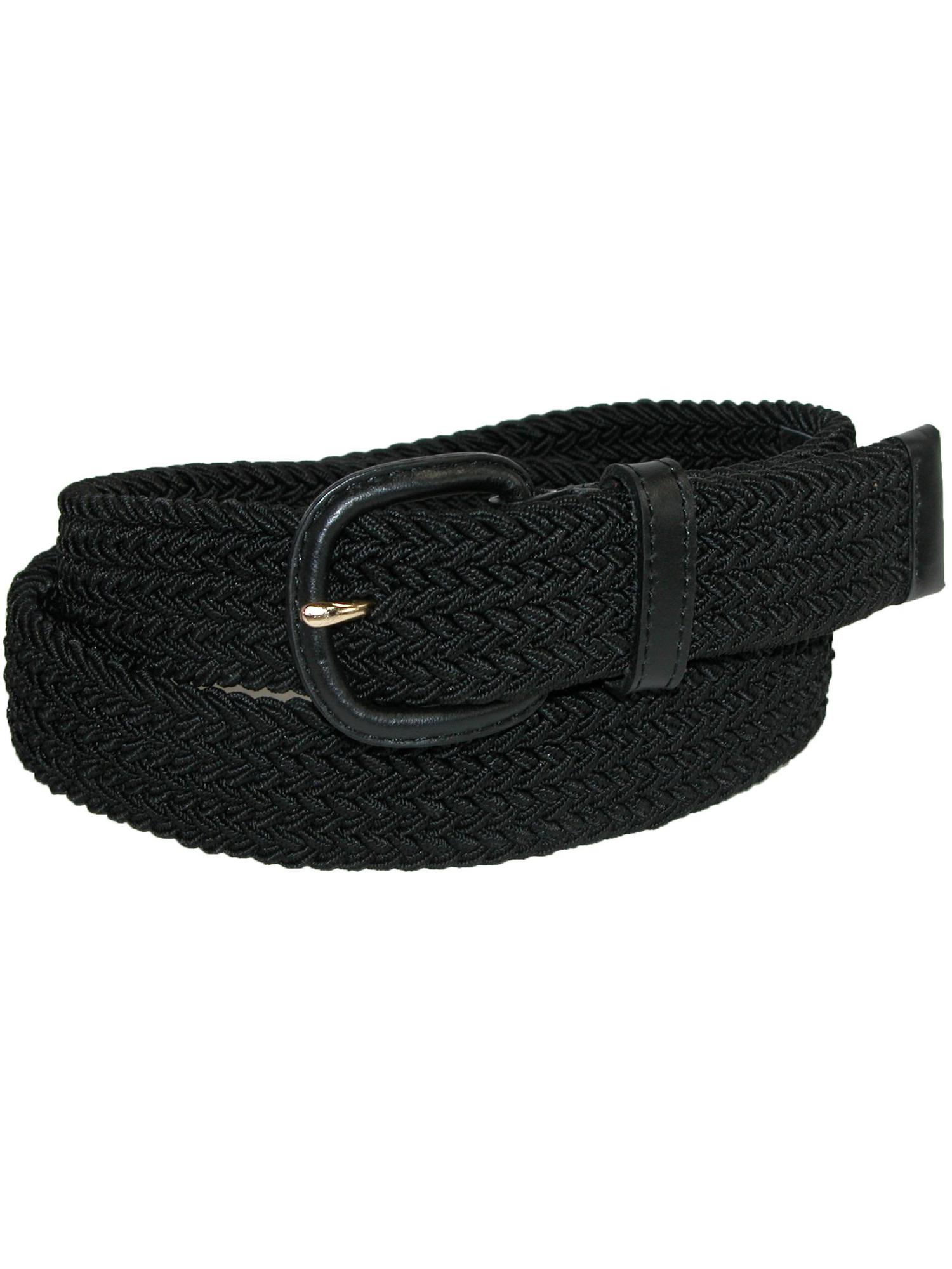 8f0f79ba882 Aquarius - Size 58 60 Mens Elastic Stretch Belt with End Tabs (Big   Tall  Available)