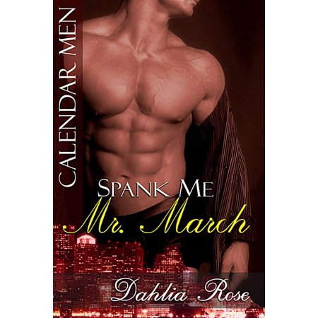 Spank Me, Mr. March - eBook
