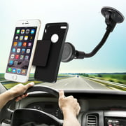 TSV 360º Car Suction Cup Magnetic Windshield Dashboard Mount Holder For Cell Phones