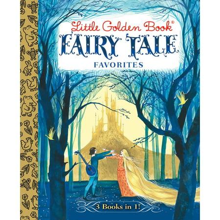 Little Golden Book Fairy Tale Favorites