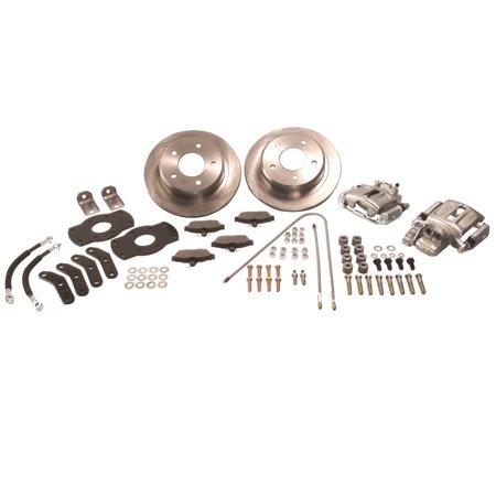 SSBC Performance Brakes A128-4 Drum To Disc Brake Conversion Kit