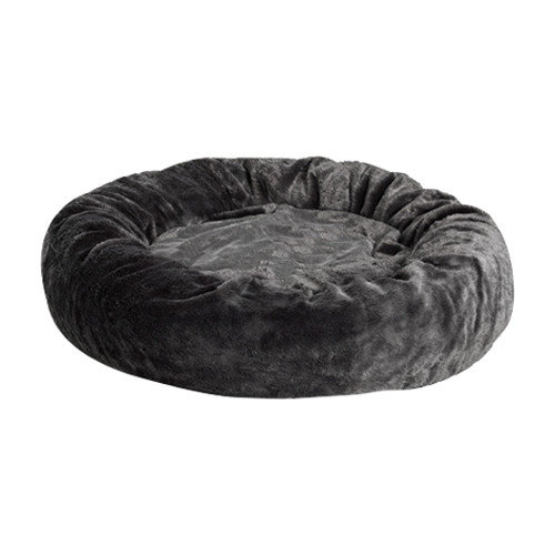 Midwest Homes For Pets Quiet Time Deluxe Bagel Donut Dog Bed