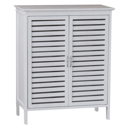 Gallerie Decor Bamboo Natural Spa Floor Cabinet