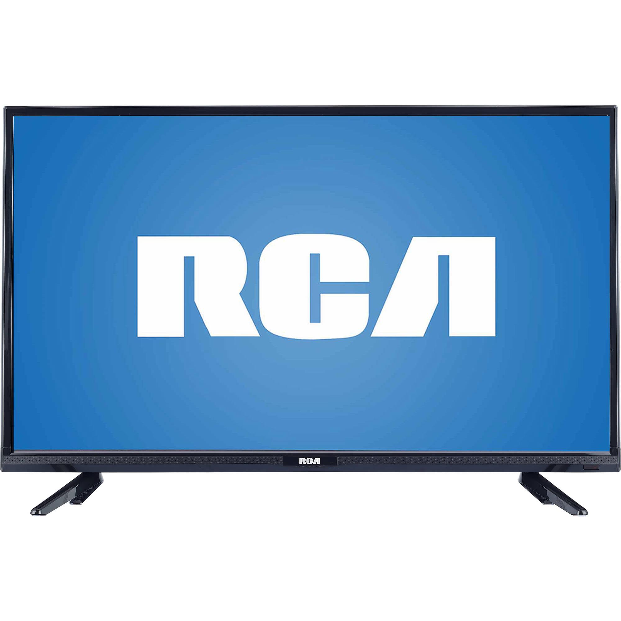 "RCA 32"" Class HD (720P) LED TV with Built-in DVD Player (RLDEDV3255-A) -  Walmart.com"