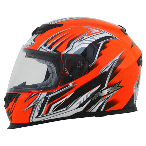 AFX FX-120 Multi Helmet Safety Orange