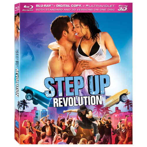 Step Up: Revolution (Blu-ray 3D + Blu-ray) (With INSTAWATCH) (Widescreen)