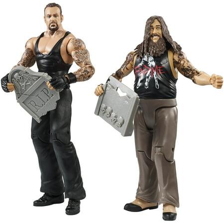 Wwe Figure 2 Pack  Bray Wyatt   Undertaker
