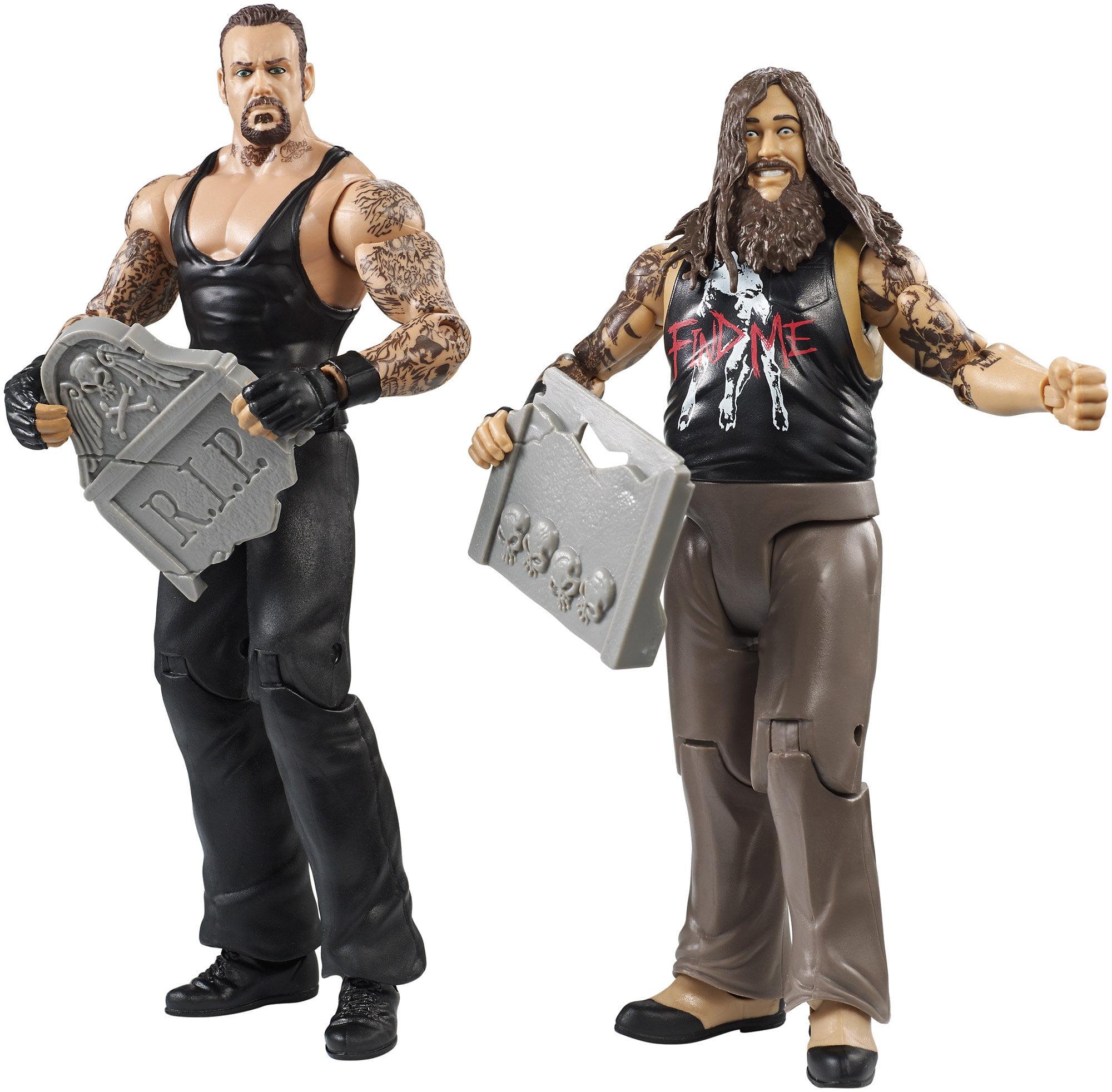 WWE Bray &Undertaker Figures 2-Pack