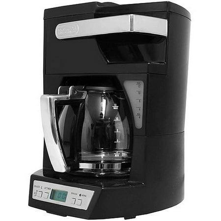 Delonghi Programmable Coffee Maker Review : DeLonghi 12-Cup Programmable Drip Coffee Maker, DCF112 - Walmart.com