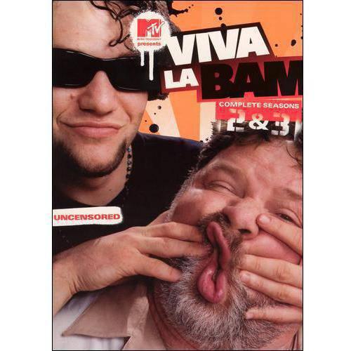 Viva La Bam: Complete Second And Third Seasons (Full Frame)