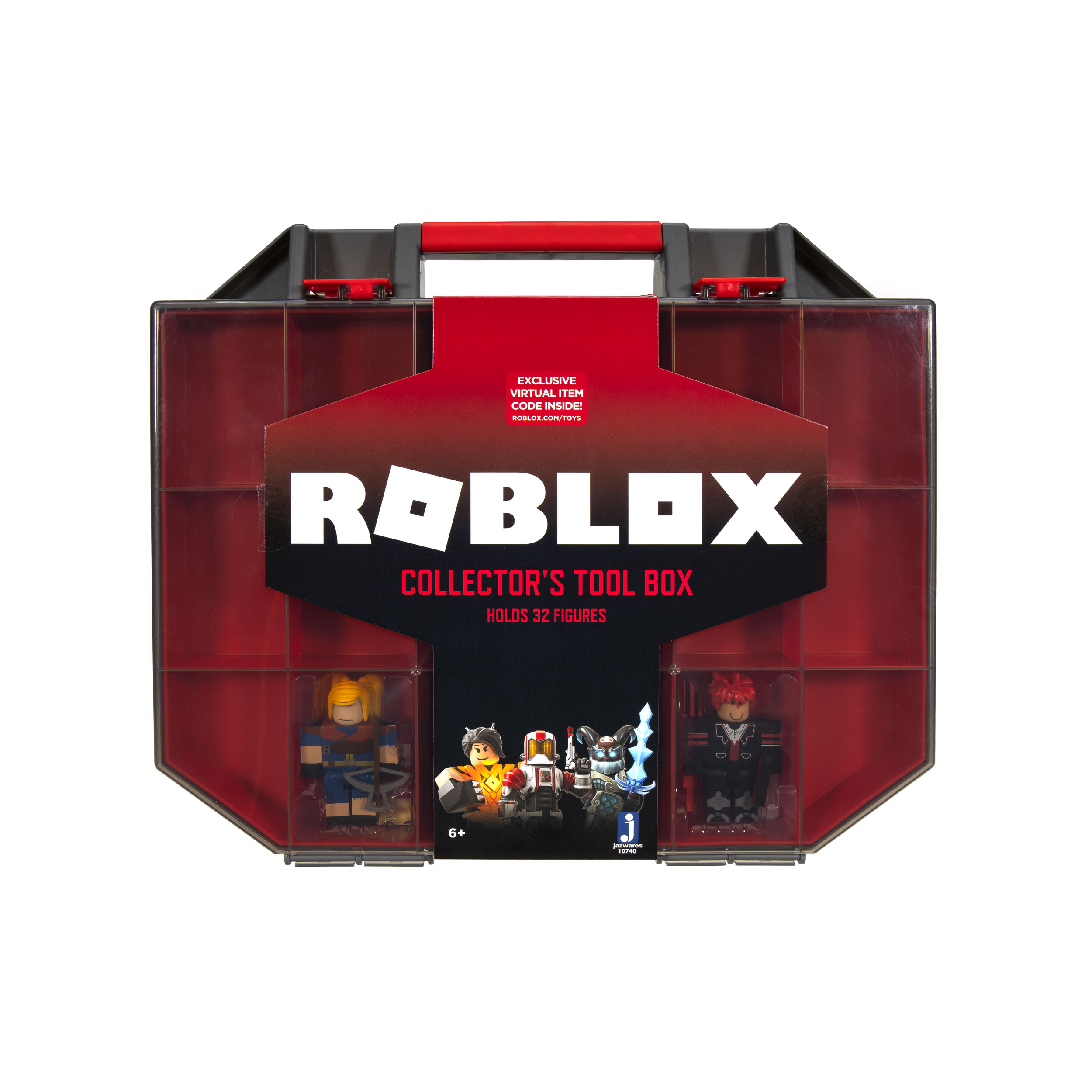 Roblox Collectors Tool Box Walmart Com Walmart Com