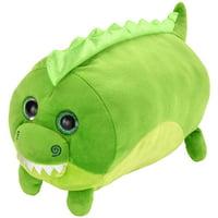 "Spark. Create. Imagine. Green Stacking Dino Plush, 10"""